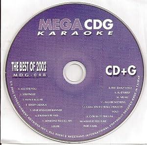 MEGA HITS Karaoke CDG #48 - 14 POP Songs