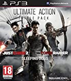 Cheapest Ultimate Action Triple Pack (PS3) on PlayStation 3