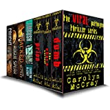 The Viral Pathogen Thriller Series Collection: the 2nd cycle of the Robin Hood Hacker series: Including the blockbuster The Ebola Variant (English Edition)