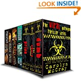 The Viral Pathogen Thriller Series Collection: the 2nd cycle of the Robin Hood Hacker series: Including the blockbuster The Ebola Variant