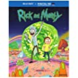 Rick & Morty: Season 1 [Blu-ray]