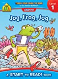 Jog, Frog, Jog Start to Read! Level 1 (0887430066) by Gregorich, Barbara