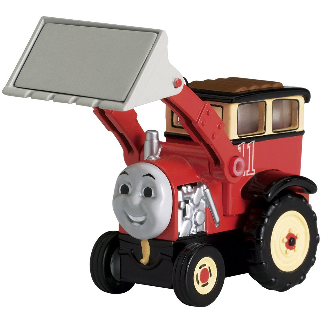 Fisher-Price Thomas The Train: Take-n-Play Jack Toy Train