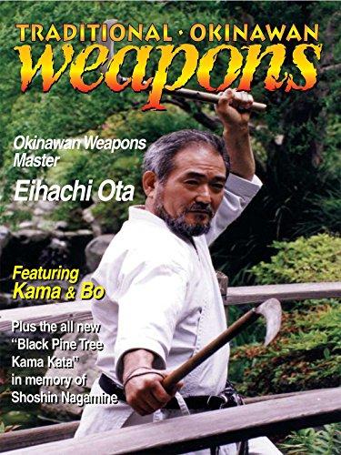 Okinawa Weapons Kobudo Eihachi Ota