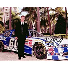 Buy AUTOGRAPHED 2011 Carl Edwards #60 Fastenal (Las Vegas) CHAMP 8x10 Glossy Photo by Trackside Autographs