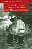 Image of Three Men in a Boat / Three Men on the Bummel (Oxford World's Classics)
