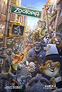 Zootopia (3D/BD/DVD/Digital HD) [Blu-ray] from Walt Disney Studios
