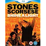 Shine A Light [with Bonus Digital Copy] [Blu-ray]by Mick Jagger
