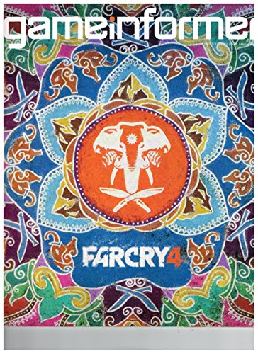 GAME INFORMER Magazine #255 (July 2014) FARCRY 4