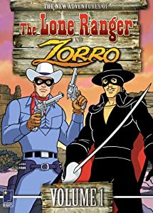 The New Adventures of the Lone Ranger and Zorro