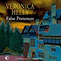 False Pretences Audiobook by Veronica Heley Narrated by Patience Tomlinson