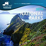 2014 National Parks wall calendar