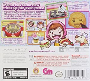 Cooking Mama 4: Kitchen Magic - Nintendo 3DS from Majesco Sales Inc.