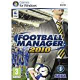 Football Manager 2010 (PC/MAC DVD)by Sega