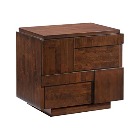 Zuo Home San Diego Night Stand Walnut