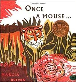 Once a Mouse: Marcia Brown: 9780689713439: Amazon.com: Books
