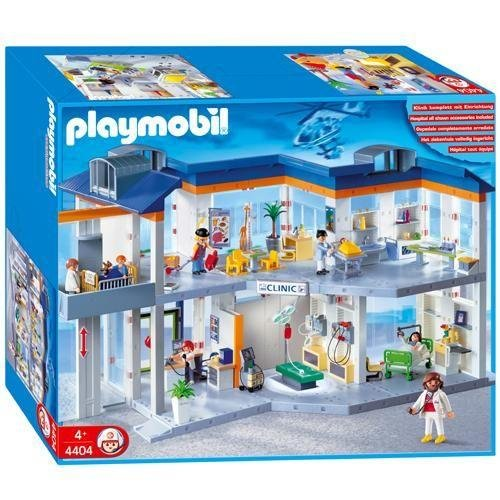 Looking For Playmobil 4404 Hospital Automotive Buy Cheap