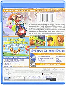 Dr. Seuss' The Lorax (Blu-ray + DVD) by Universal