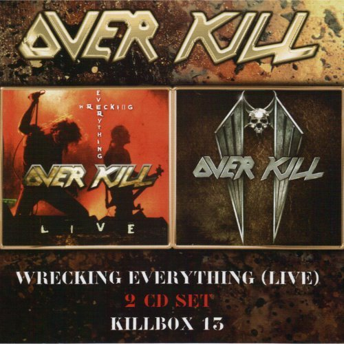 Killbox 13/Wrecking Everything Live by Overkill (2009-11-17)