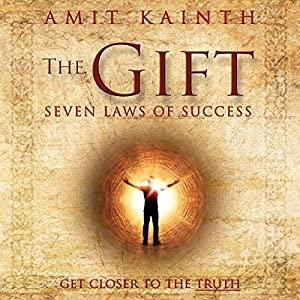 The Gift - 7 Laws Of Success Audiobook