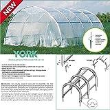 Betty Garden Struttura NEW Professionale per Serra York da 3 mt - Serre da Giardino