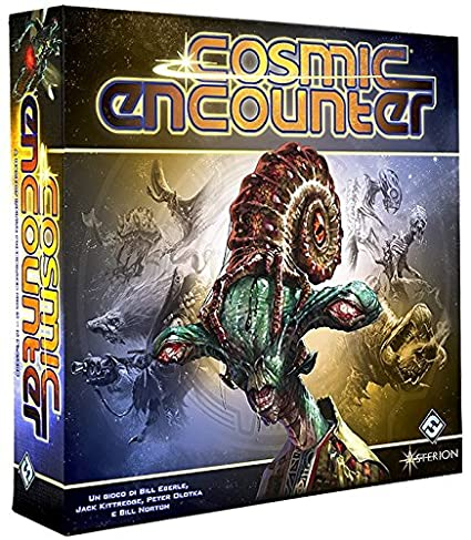 Cosmic Encounter [Import anglais]