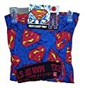 DC Comics Superman Man of Steel Lounge Sleep Pants