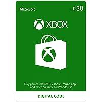 Xbox Live 30 Credit [Online Code]