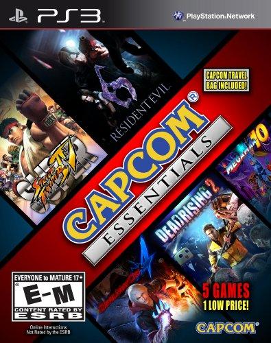 Capcom Essentials (Capcom Classics Collection compare prices)