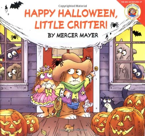 Little Critter: Happy Halloween, Little Critter! back-668239
