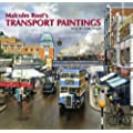 Malcolm Root's Transport Paintings