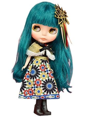 Boutique Neo Blythe Doll limité Marrakech melange
