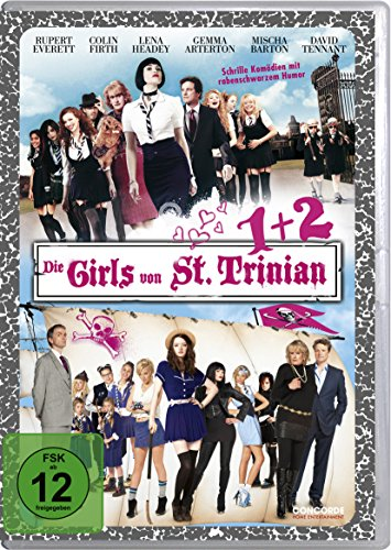 Die Girls von St. Trinian - Teil 1+2 [2 DVDs]