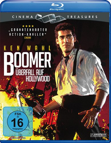 Boomer - Überfall auf Hollywood (Cinema Treasures) [Blu-ray]