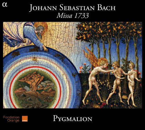 Buy Bach: Missa 1733 From amazon