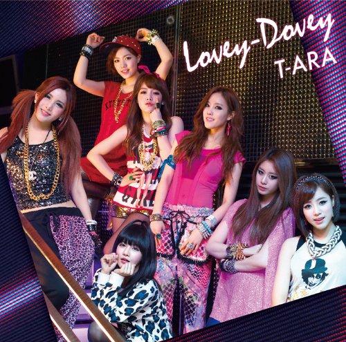 Lovey-Dovey [Japanese ver.](通常盤)
