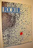 img - for L'Oeil - Revue D'art Mensuelle, Numero 79-80, Juillet-Aout, 1961 book / textbook / text book