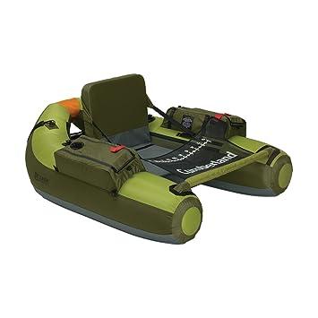 Teton Inflatable Fishing Pontoon Float Tube Boat