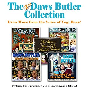 The 2nd Daws Butler Collection Radio/TV Program