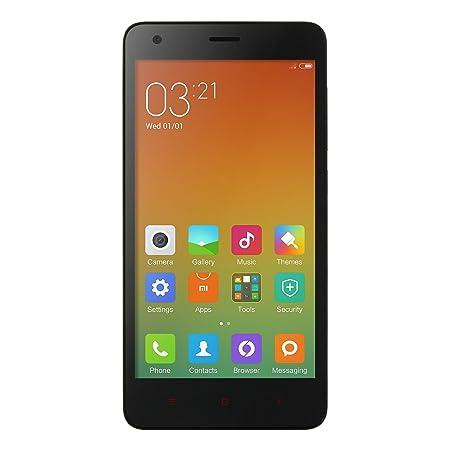 Xiaomi Red Mi 2 Smartphone débloqué 4G (Ecran: 4,7 pouces - 16 Go - Double SIM - Android 4.4 KitKat) Blanc