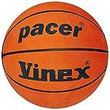 Vinex VBB-PACS7 Pacer Basketball, Size 7 (Orange)