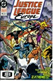 img - for Justice League Europe #15 : Kings of the Dust (DC Comics) book / textbook / text book