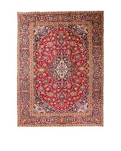 Navaei & Co. Tappeto Persian Kashan Rosso/Multicolore 300 x 204 cm