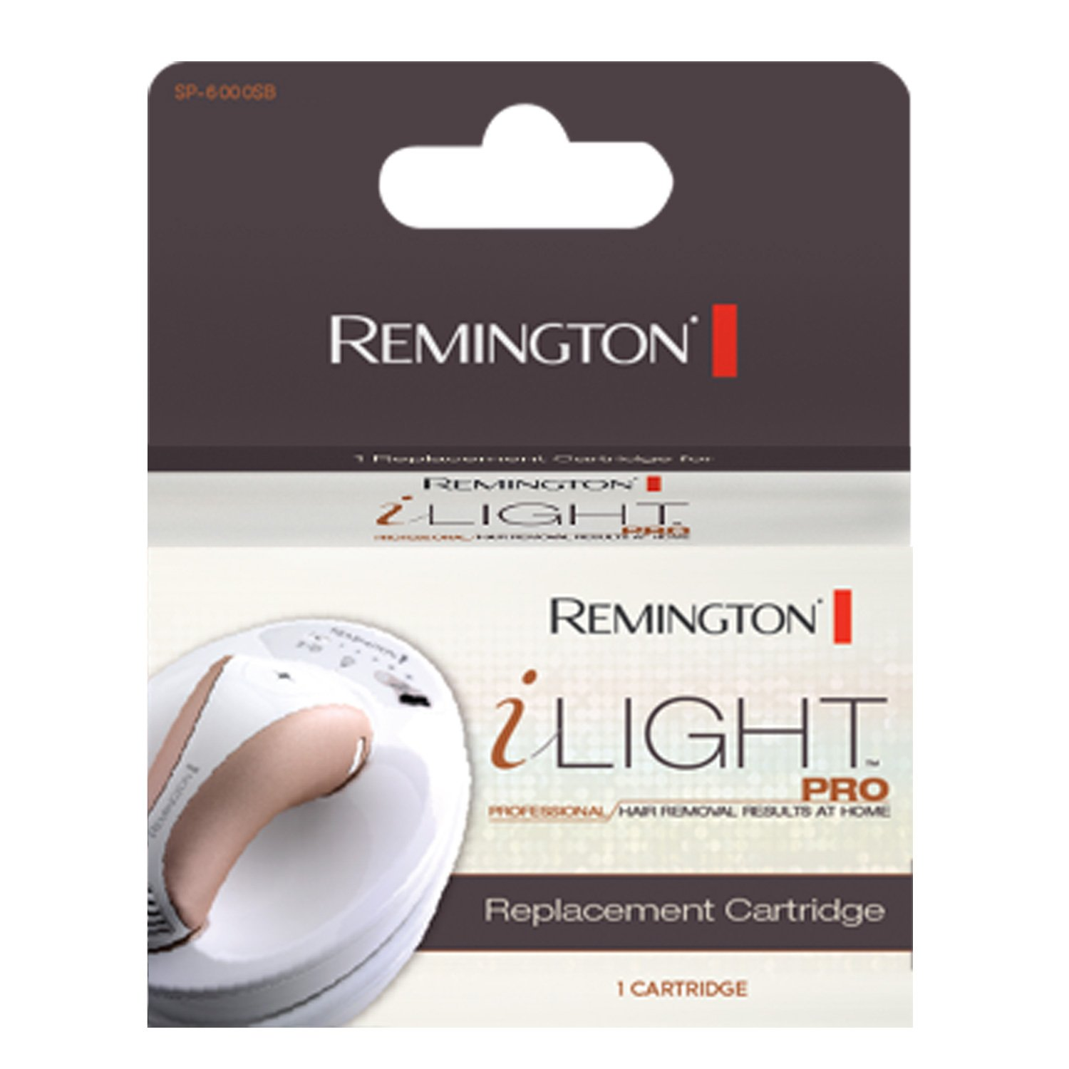 Remington SP6000SB I-Light Pro, Professional IPL Hair Removal System, Replacement Cartridge