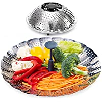 X-Chef 201020 Stainless Steel Vegetable Steamer