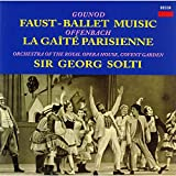 グノー:「ファウスト」バレエ音楽/オッフェンバック(ロザンタール編):バレエ音楽「パリの喜び」