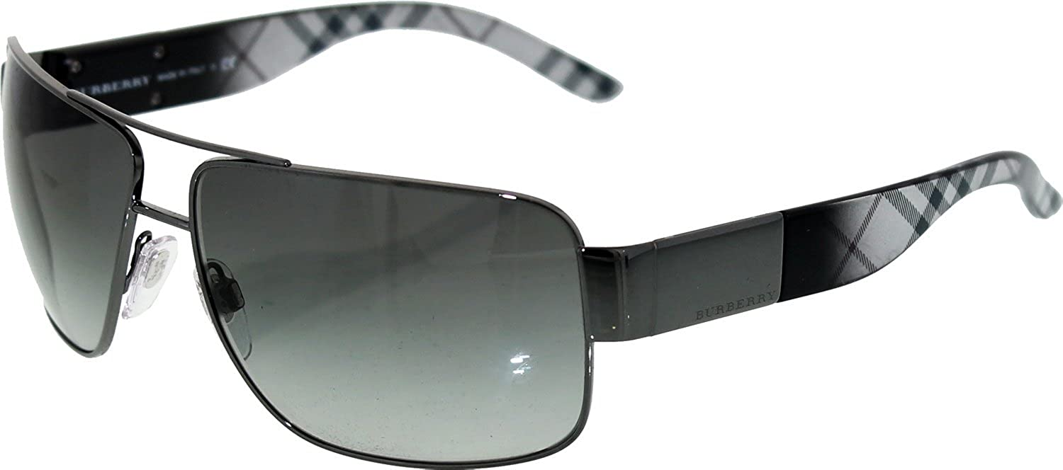 Gafas de Sol Burberry Be3040 105711 Lente Degrade Marco Negro ...