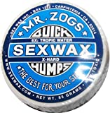 Wax Surf Sex Wax Tropical blue