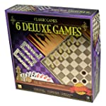 Classic Games Collection - 6 Deluxe G...