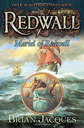 Mariel of Redwall (Redwall, #4)
